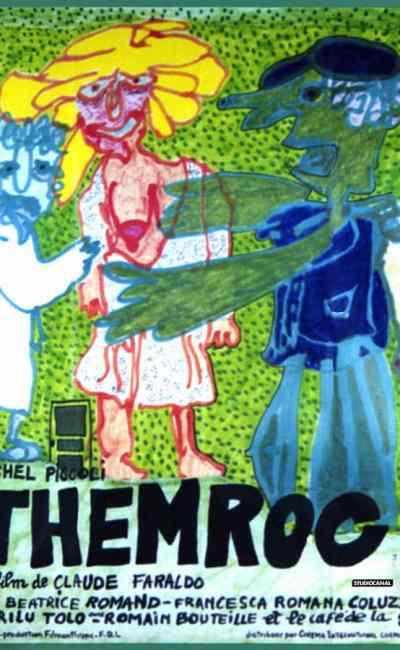 Themroc : la critique du film + le test DVD