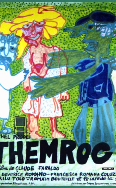 Themroc, affiche reprise 2020