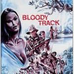 Bloody Track, jaquette de Viol sous les tropiques