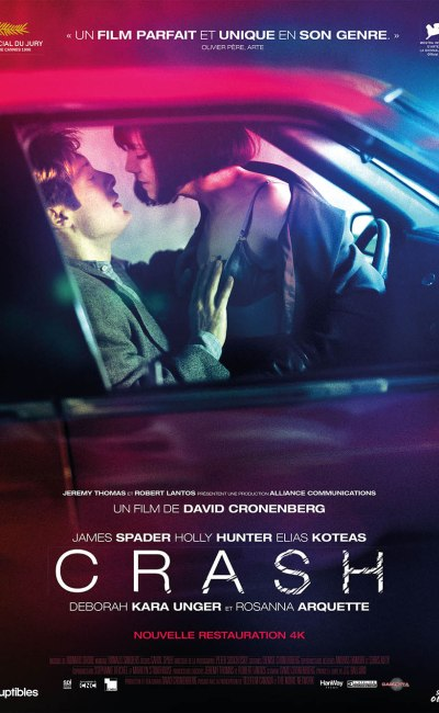 Crash (affiche, poster) reprise 2020