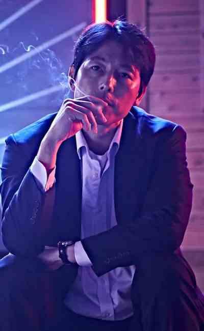 JUNG Woo-sung dans Lucky Strike