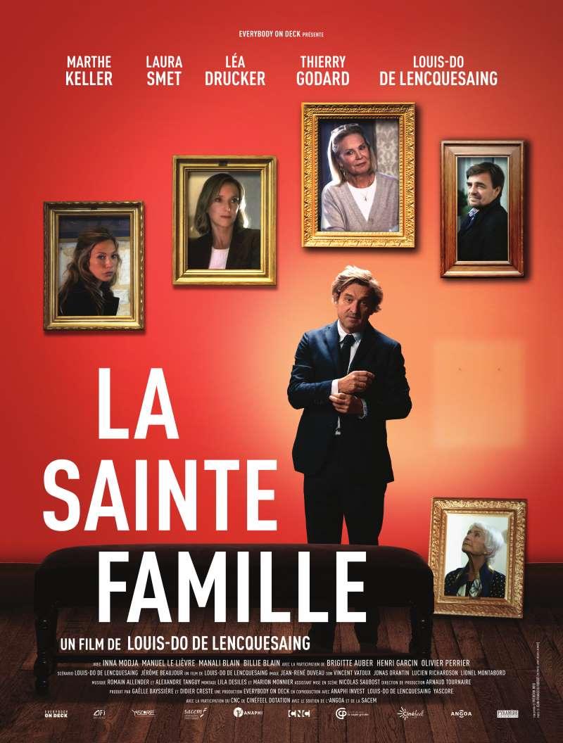 La sainte famille, l'affiche