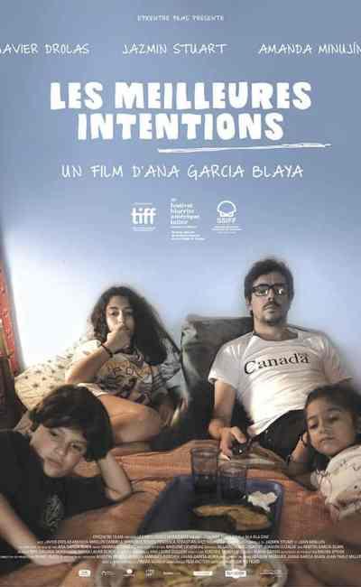 Les meilleures intentions d'Ana Garcia Blaya, affiche