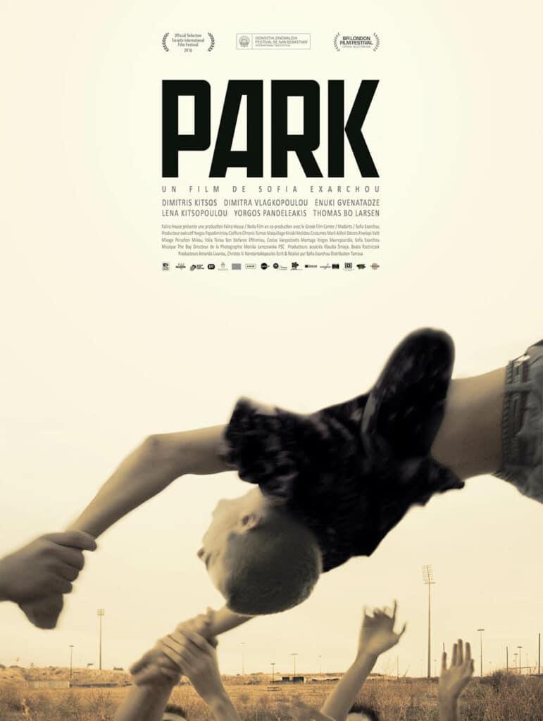 Park : Affiche du film