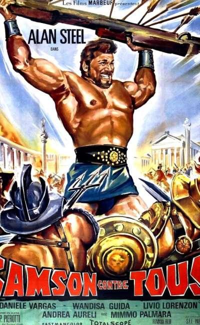Samson contre tous, l'affiche