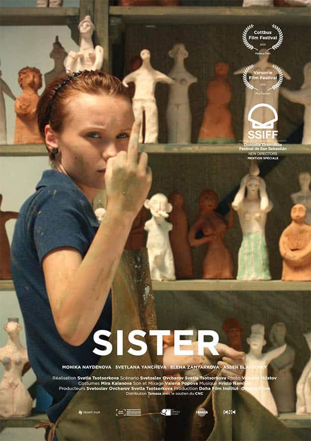 Sister, affiche française du film de Svetla Tsotsorkova
