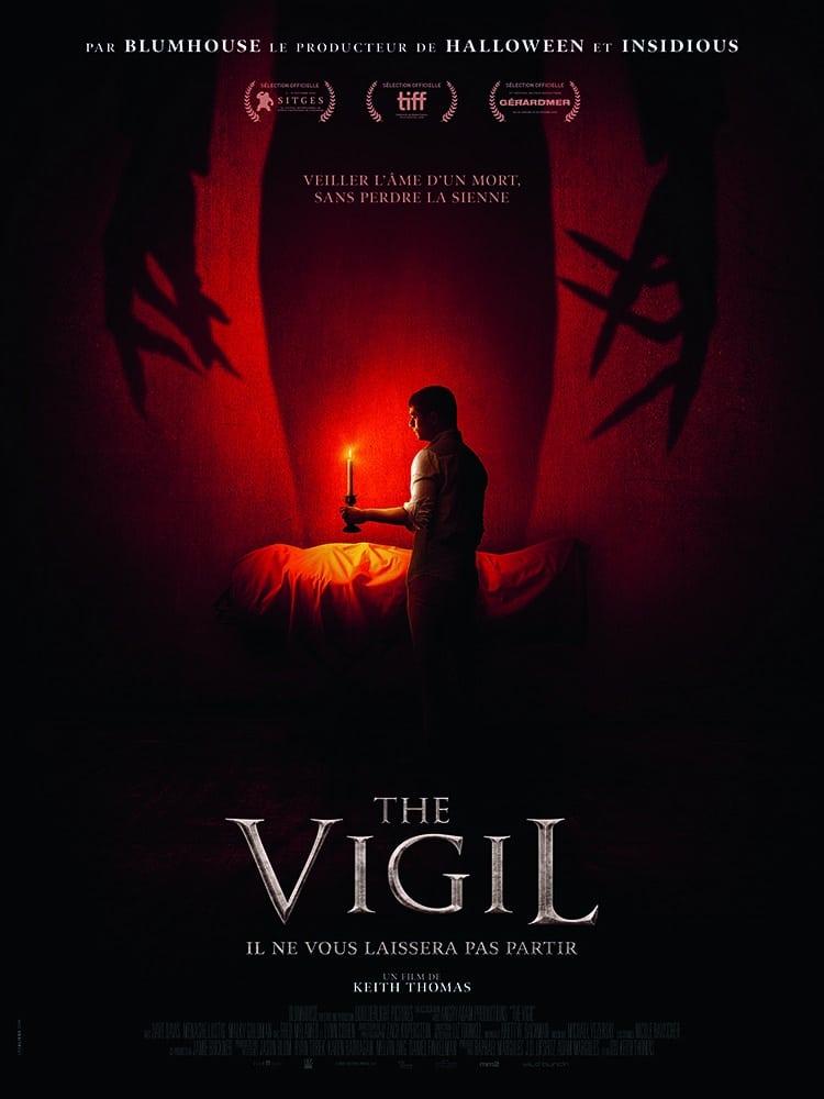 The Vigil de Keith Thomas, affiche du film
