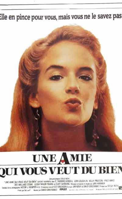 Une amie qui vous veut du bien (Secret Admirer) - affiche française