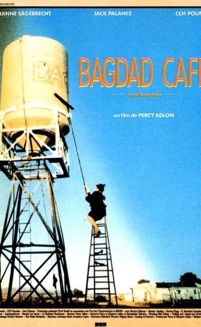 Bagdad Café, l'affiche