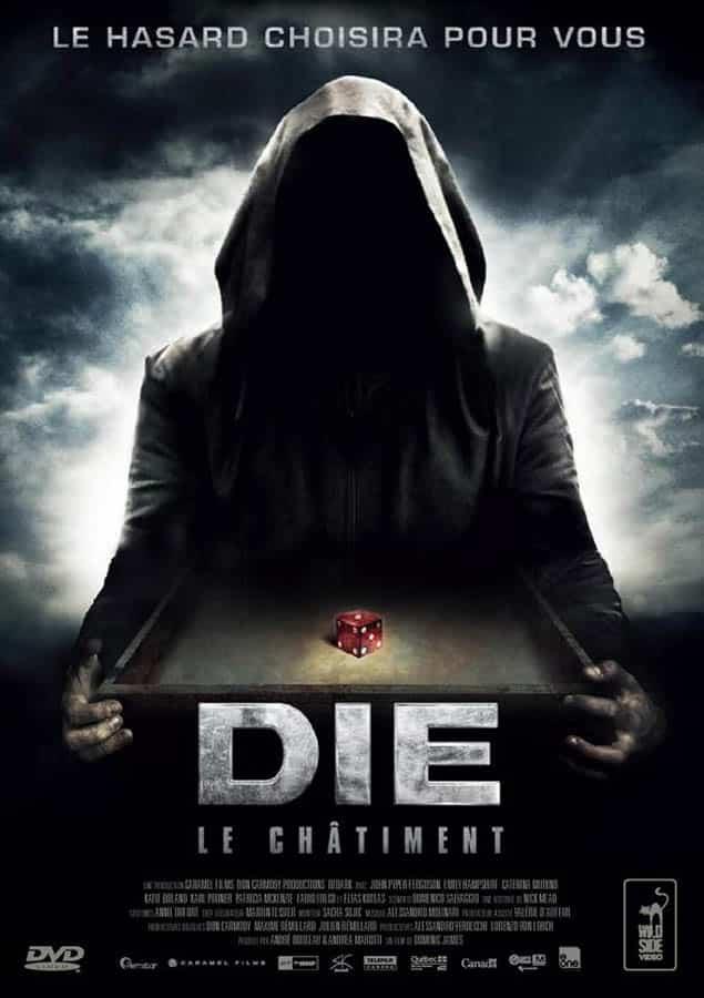 Die le châtiment, DVD cover jaquette Wild Side