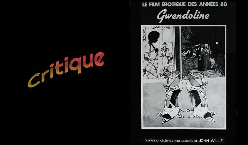 Gwendoline, la critique du film érotique des années 80