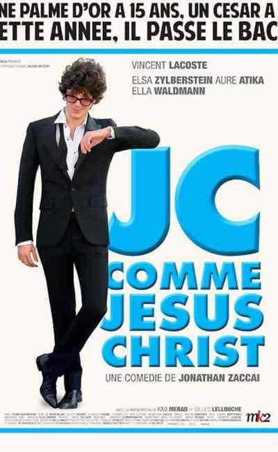 JC comme Jésus Christ de Jonathan Zaccaï