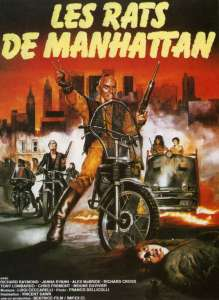 Les rats de Manhattan, l'affiche