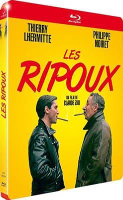 Les Ripoux en blu-ray (2014), cover & jaquette