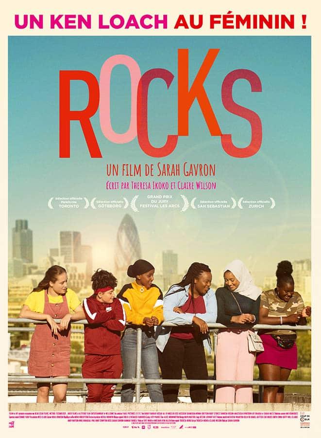 Affiche du film Rocks de Sarah Gavron