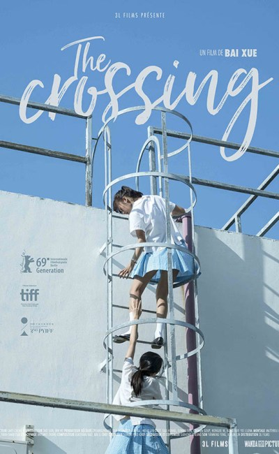 The Crossing, affiche du film de Bai Xue