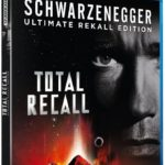 Cover blu-ray Total Recall, ultimate rekall edition