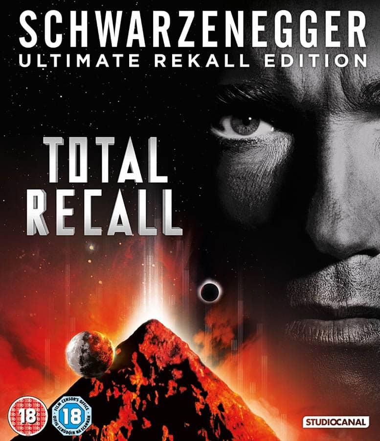Edition blu-ray triple Play Total recall UK