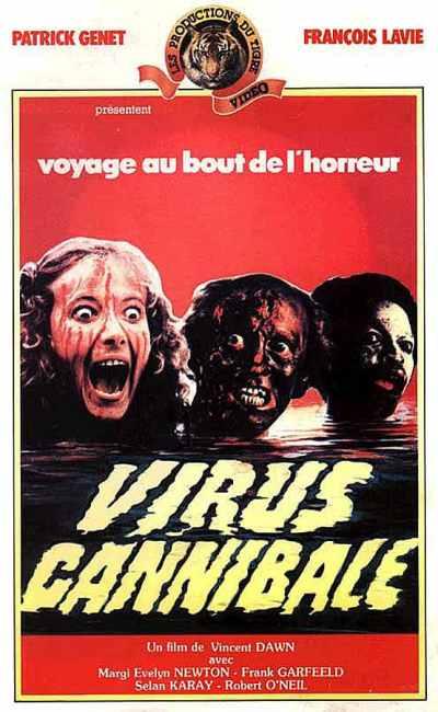 Femina DIstribution - VHS Virus Cannibale