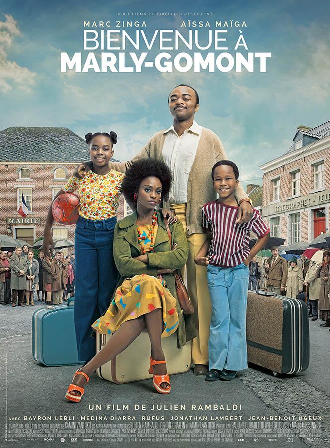 Bienvenue à Marly-Gomont, affiche