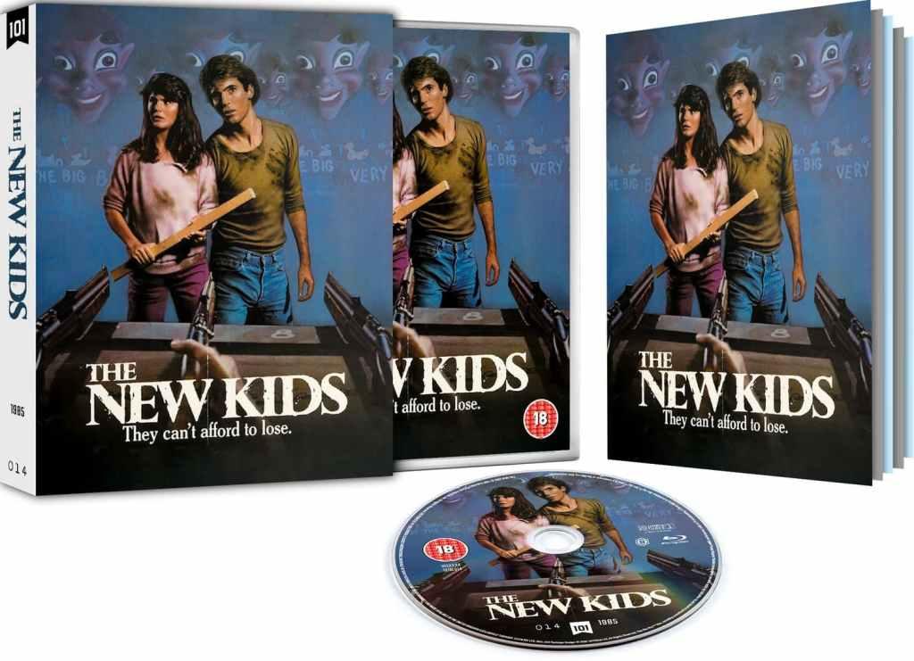 The New Kids, de Sean S. Cunningham