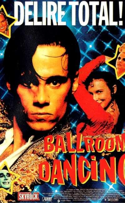Ballroom Dancing, affiche