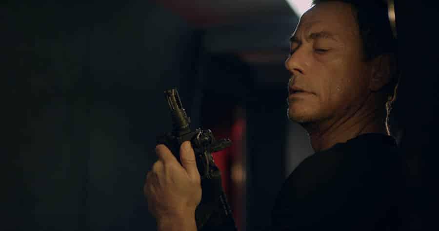 Jean-Claude-Van-Damme dans Black Water (2018)