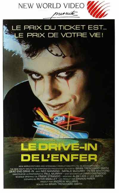 Le drive-in de l'enfer, VHS New World