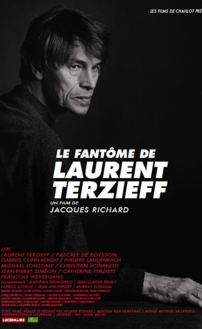 Le Fantôme de Laurent Terzieff , affiche du documentaire