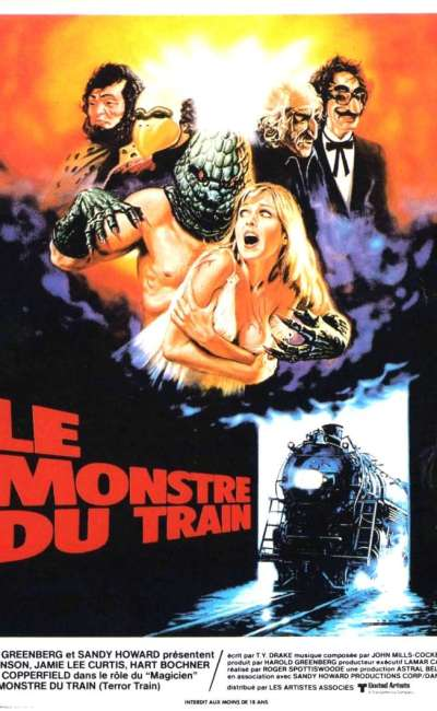 Le monstre du train : la critique du film