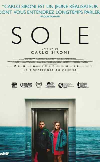 Affiche de Sole de Carlo Sironi