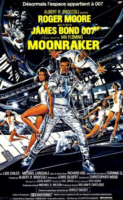 Moonraker, l'affiche