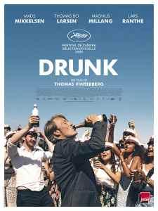 Drunk - affiche du film