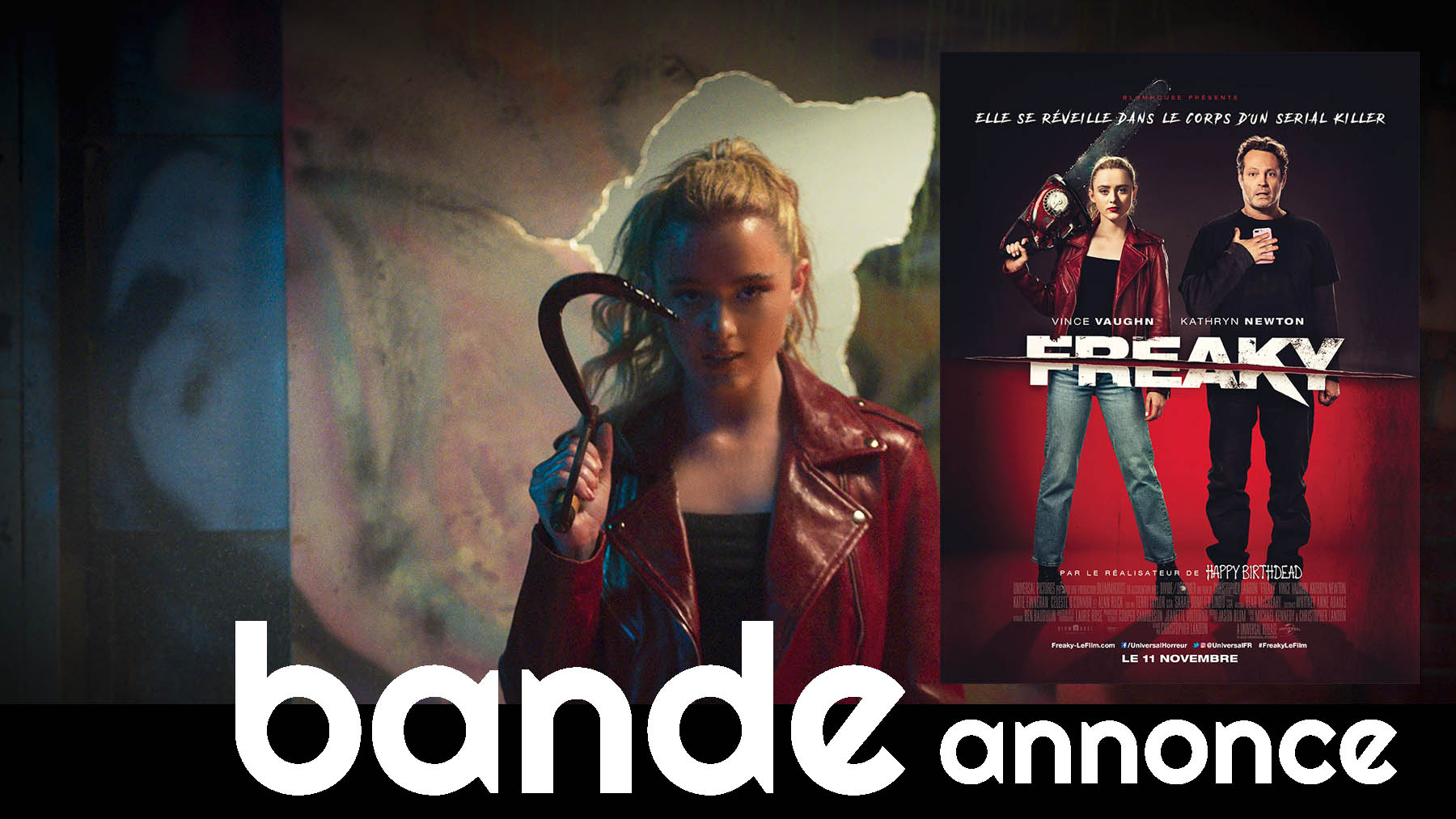 Freaky, bande-annonce