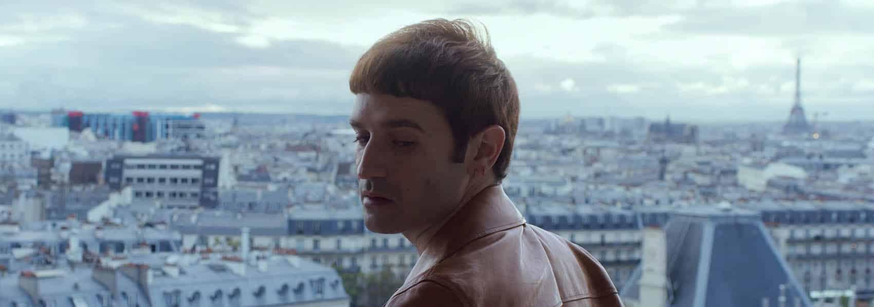 Nicolas Maury dans Garçon Chiffon