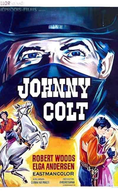 Johnny Colt, starblack, affiche française