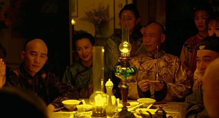 Tony Leung dans Les Fleurs de Shanghai