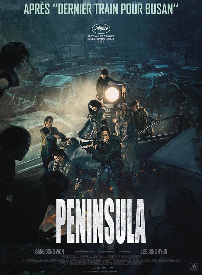 Peninsula affiche du film de Yoon Hyungtae