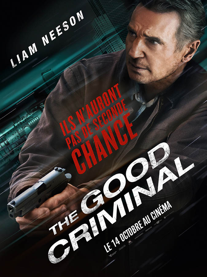 The Good Criminal, affiche film