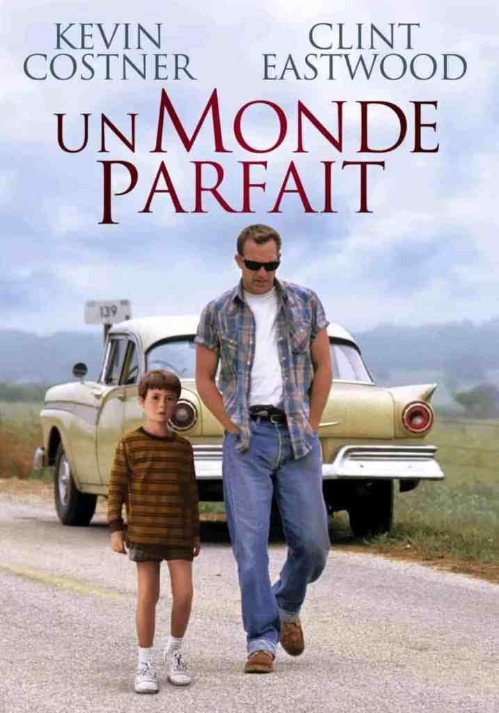 Un monde parfait de Clint Eastwood, cover VOD