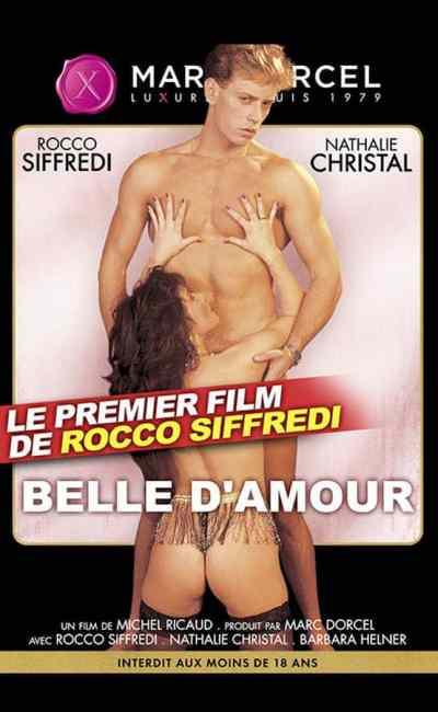Belle d'amour, jaquette Marc Dorcel