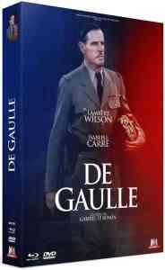 De Gaulle, blu-ray
