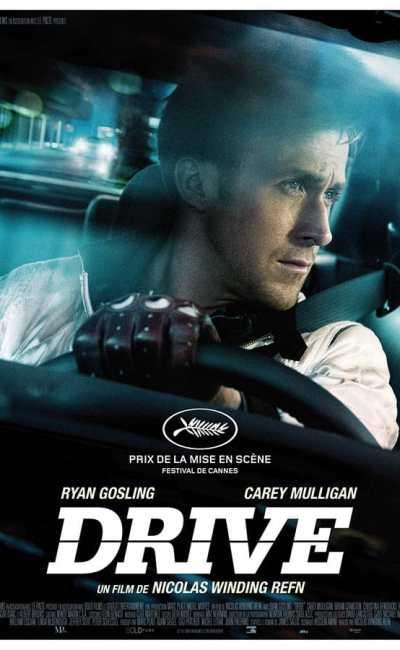 Affiche cinéma française de Drive