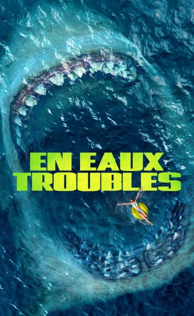 En eaux troubles, cover VOD