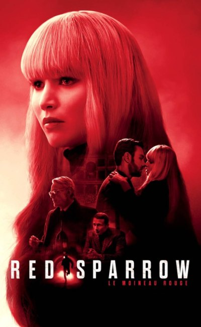 Red Sparrow Cover VOD 2