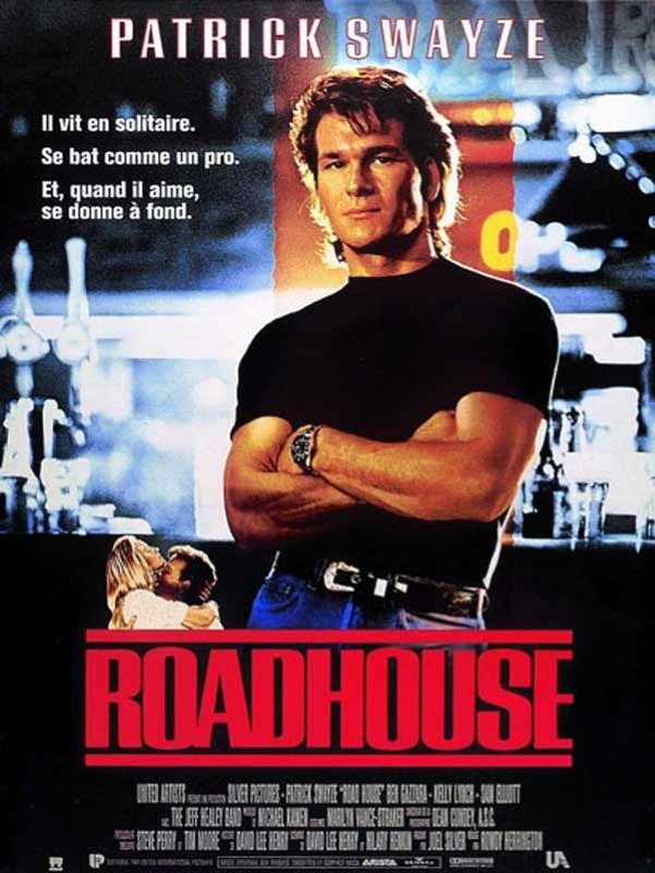 Road House, l'affiche