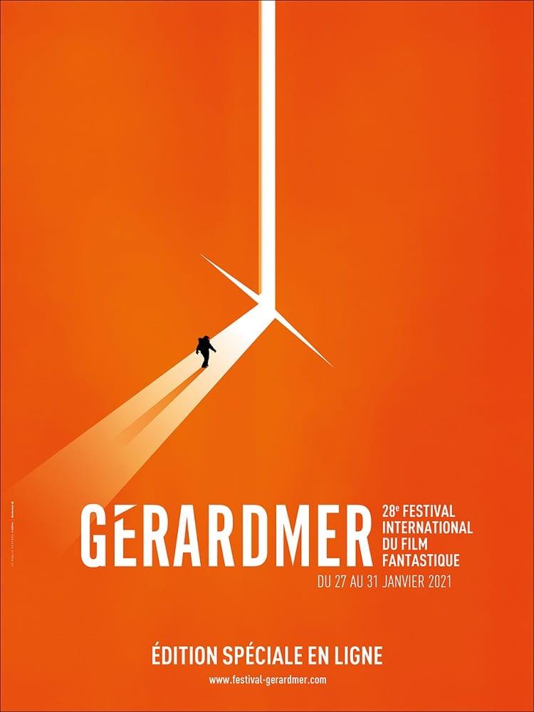 Affiche du Festival Gérardmer 2021