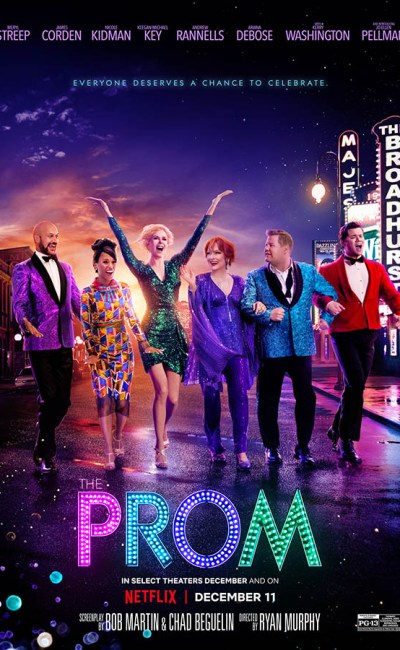 The Prom, affiche Netflix