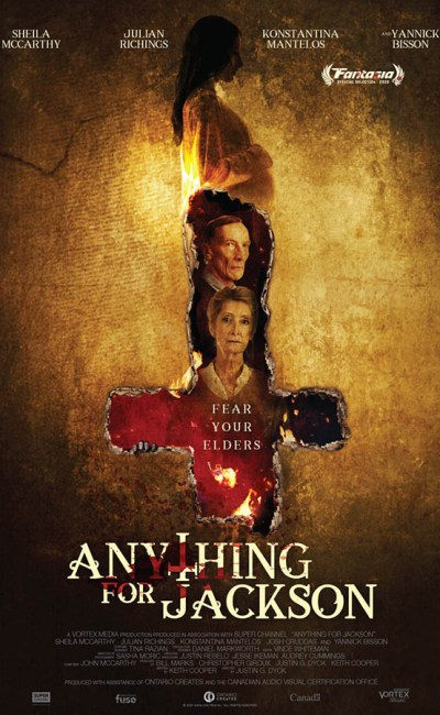 Anything for Jackson (affiche)