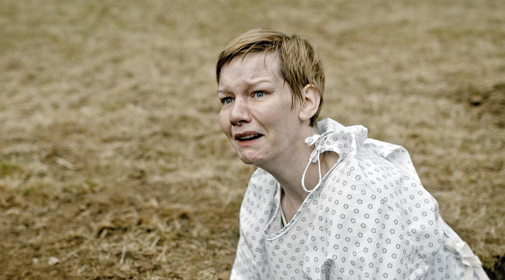 Sandra Hüller, formidable dans Sleep (photo)